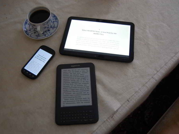 ¿Por qué escribir un libro electrónico en casa?
