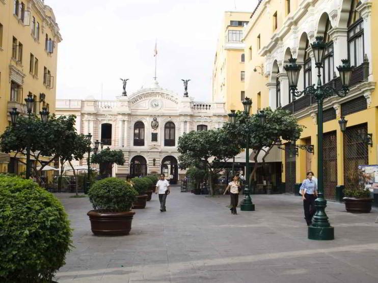 Benchmarking aplicado a gobiernos locales. Municipalidad Metropolitana de Lima