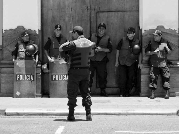 Administración efectiva para que la Policía Nacional del Perú cumpla su misión