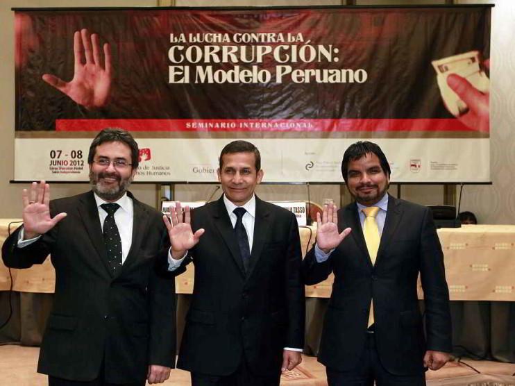 Auditoria integral contra el fraude y la corrupción en los gobiernos regionales del Perú