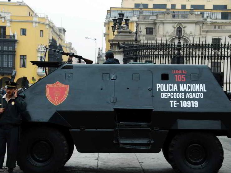 Auditoria integral contra la corrupción en la policía nacional del Perú