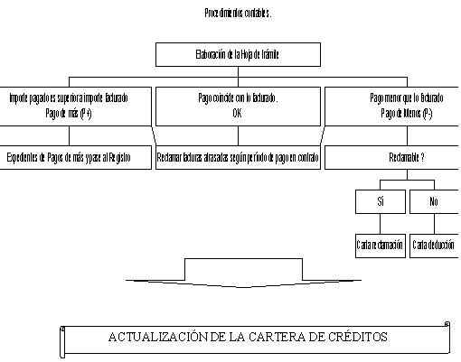 procedimientos contables