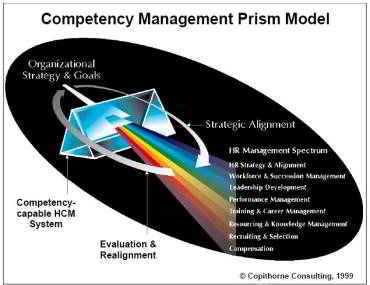 Competency Management Prism Model