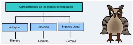 Estructura del mapa conceptual