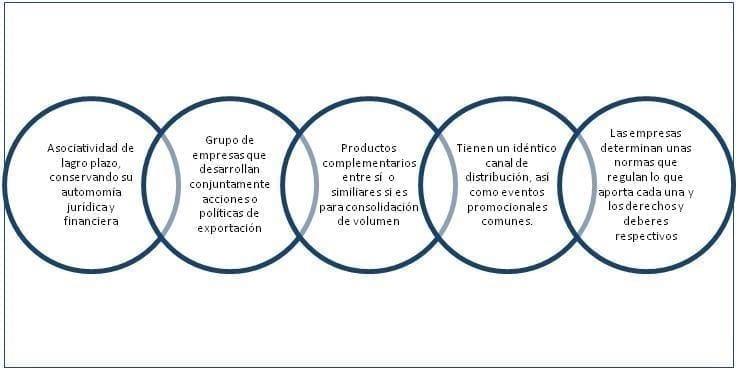 Características de los Consorcios