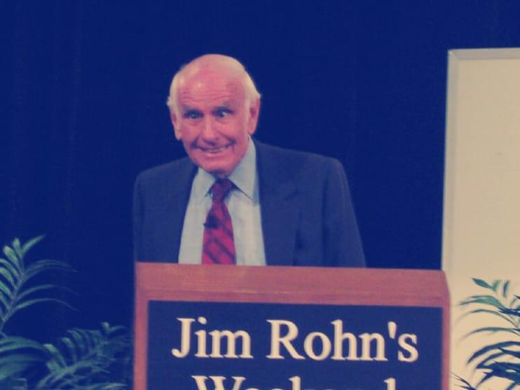 Network marketing. ¿Quién es Jim Rohn?