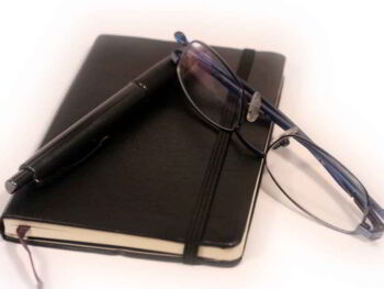 Agenda personal para aumentar la productividad y administrar el tiempo