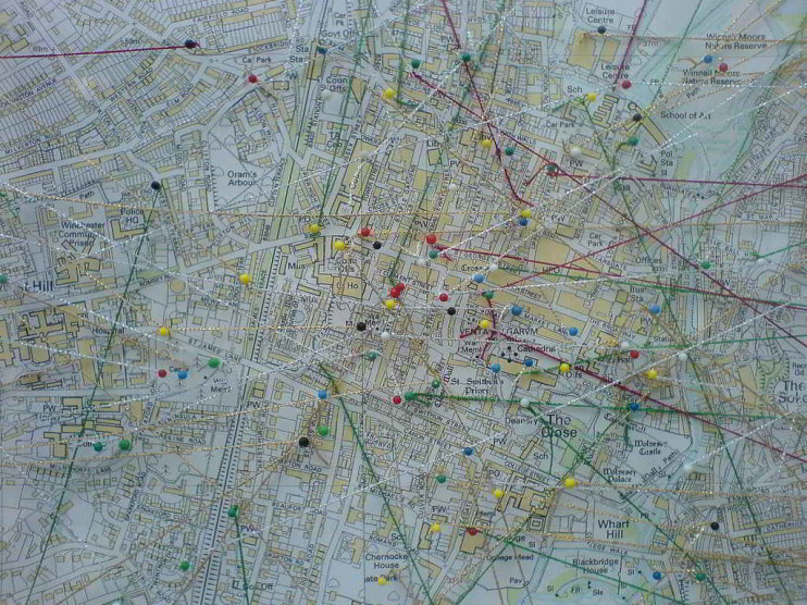Planeación urbana y mapeo de actores claves para el distrito central de Tegucigalpa, Honduras