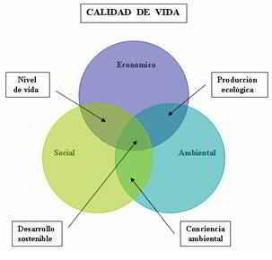 Componentes del desarrollo sostenible