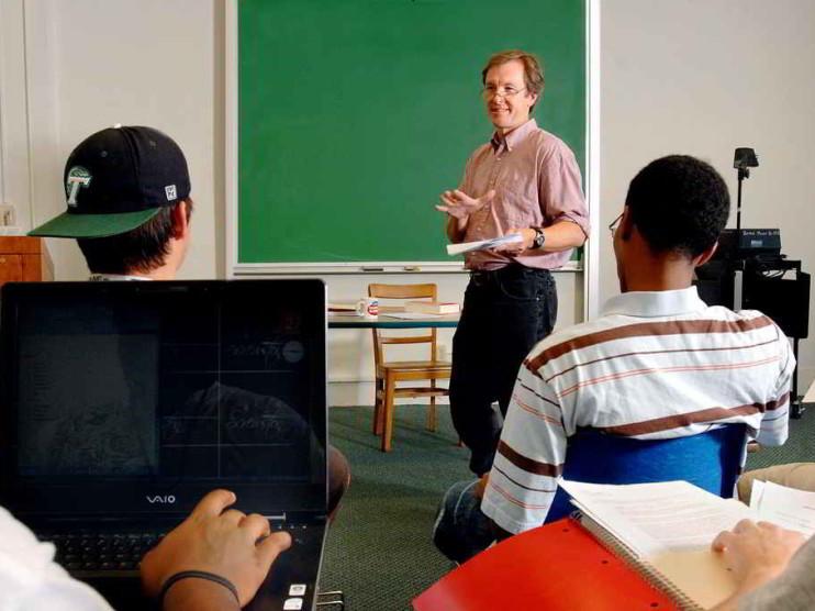 El docente es un gerente en el aula