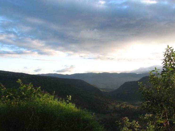 Planificación regional en Honduras. Presentación