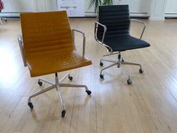 Ergonomía y ambientes de trabajo funcionales. La silla de trabajo