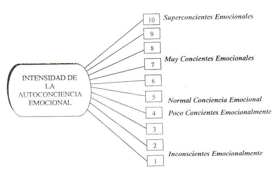 Autoconciencia Emocional