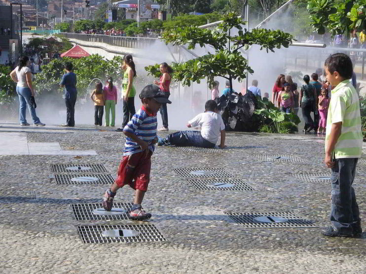La nueva gerencia social en Colombia