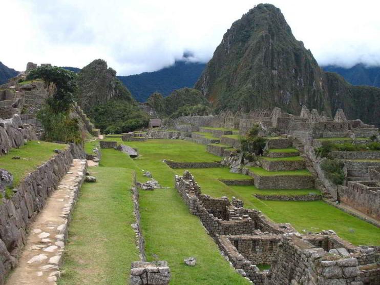 Evaluación de proyectos ambientales. Santuario histórico de Machu Picchu