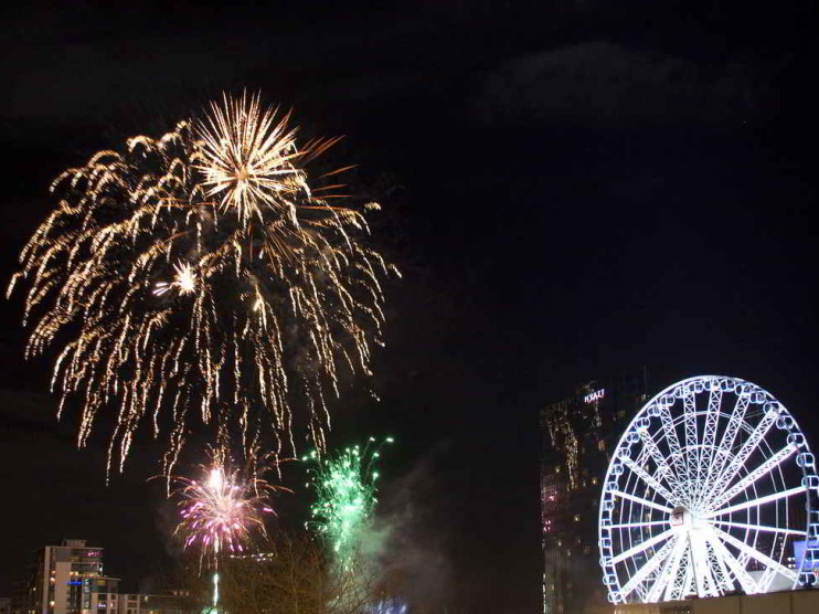 Metas y negocios para el año nuevo