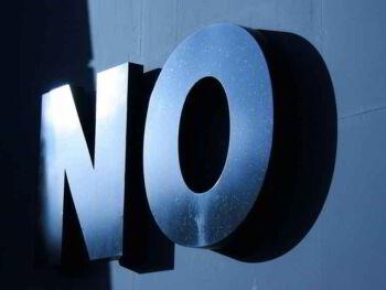Decir No al miedo para obtener confianza personal