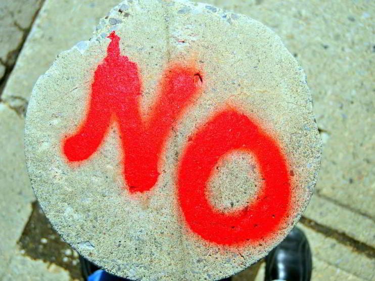 Cómo evitar conflictos expresando que no estás de acuerdo