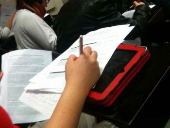Análisis de las clases en el sistema universitario y su mejoramiento
