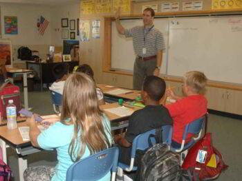 Capacitación en gerencia estratégica para la planificación de los docentes de primaria