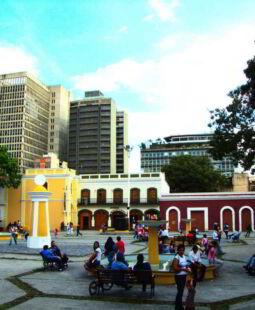 Las dependencias federales en Venezuela