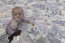 Lecciones para que los hijos entiendan el valor del dinero