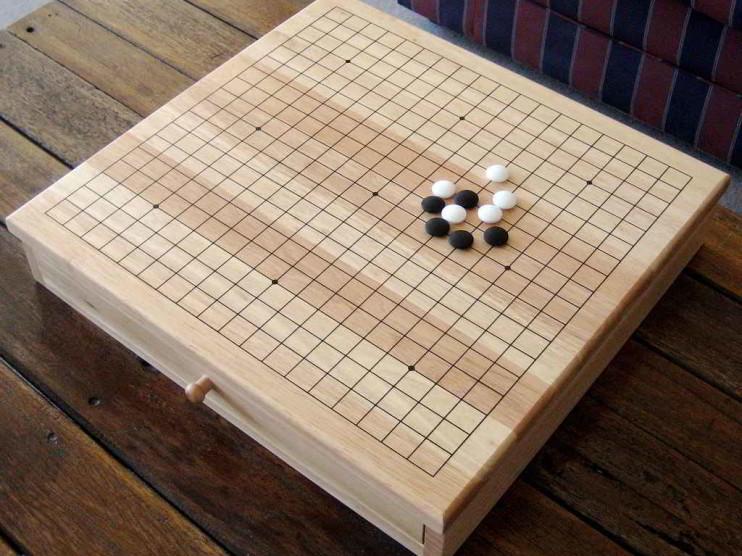 Estrategias en los negocios internacionales basadas en el juego Go
