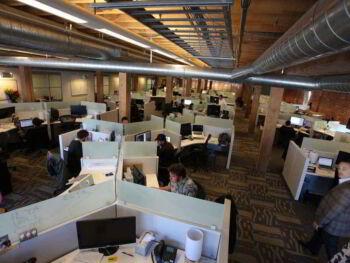Organismos sociales y áreas funcionales por departamentos dentro de la empresa