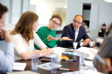 ¿Cómo hacer reuniones de trabajo más productivas?