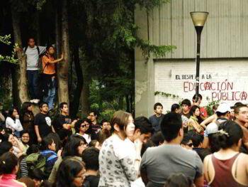 Reforma educativa y sus movilizaciones en México