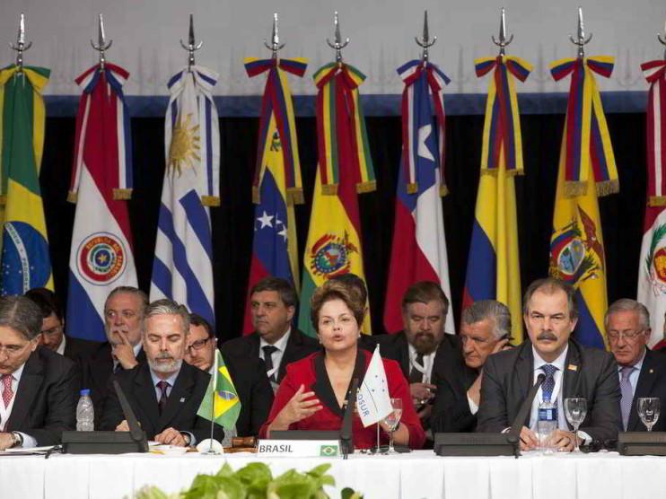Breve historia de Mercosur