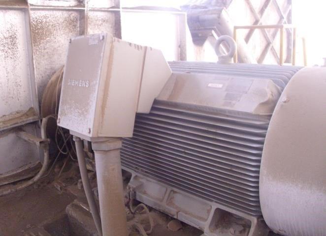Motor del ventilador K216