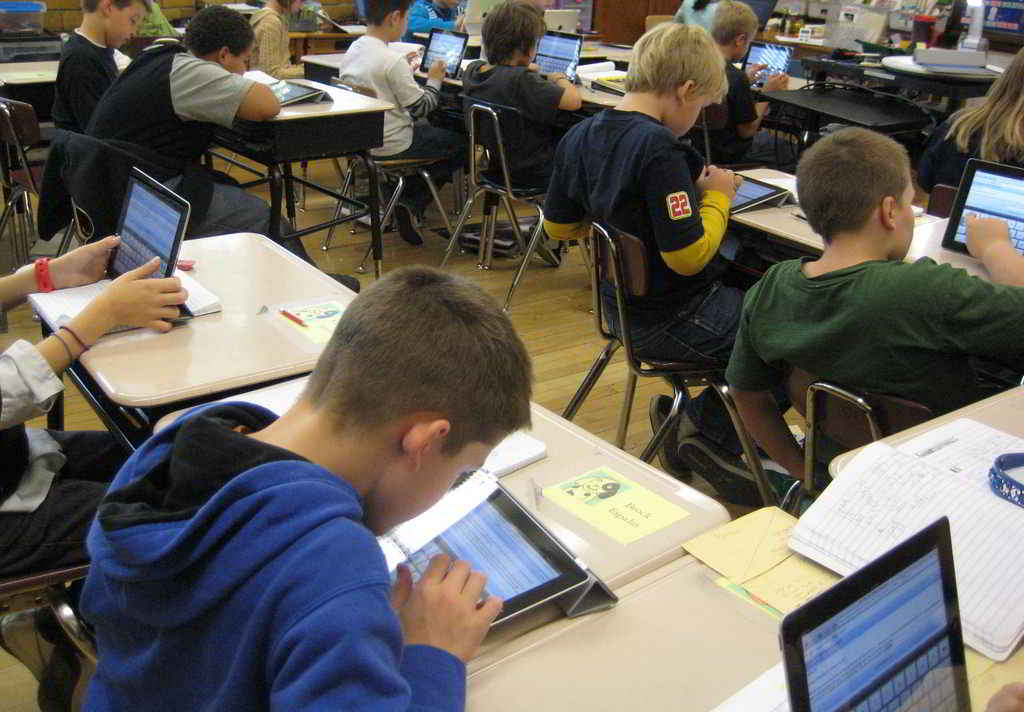 Impacto de la tecnología en la educación • gestiopolis