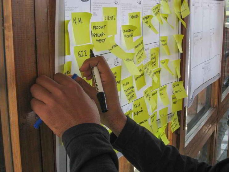 Organización y coordinación en la administración