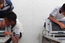 Educación a distancia asistida con una plataforma web