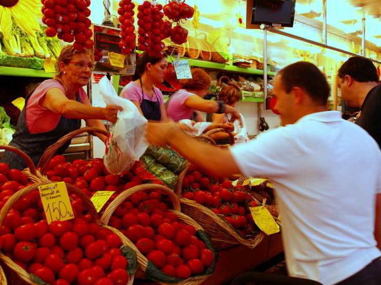 Análisis y cálculo en un proceso de compra