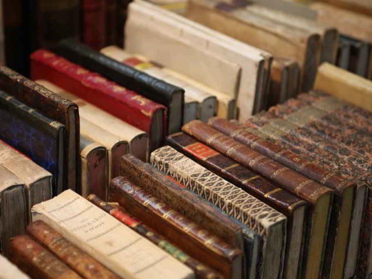 Historia del libro y la escritura. Conservación del conocimiento