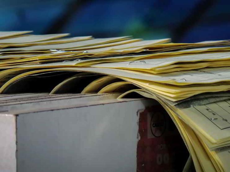 Organización de los papeles de trabajo en la auditoría financiera