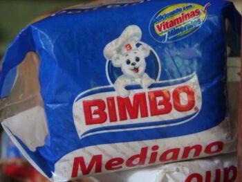 Descripción del sistema de producción del pan blanco Bimbo