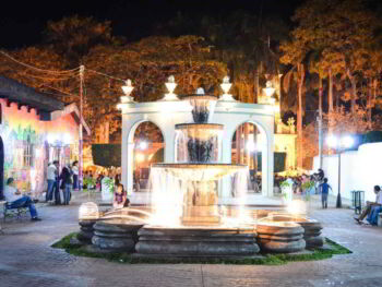 Diagnóstico de la estructura económica territorial en El Salvador