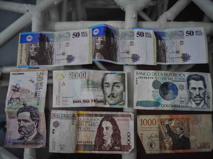 Descuentos sobre el salario mínimo legal vigente en Colombia