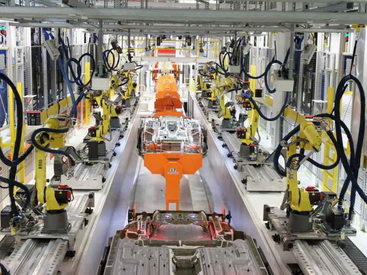 Automatización industrial en la gestión de producción