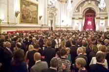 Ceremonial y protocolo de actividades empresariales