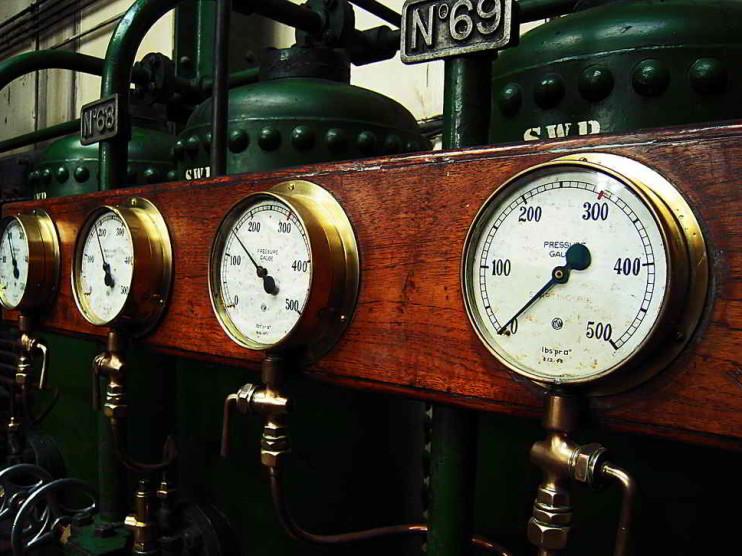 Soluciones a un problema de calibración en la magnitud presión