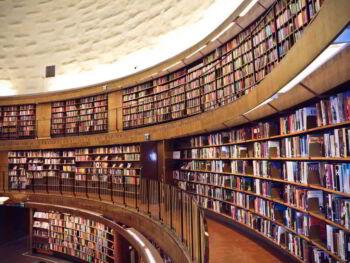 Principales bibliotecas del mundo antiguo y de la actualidad