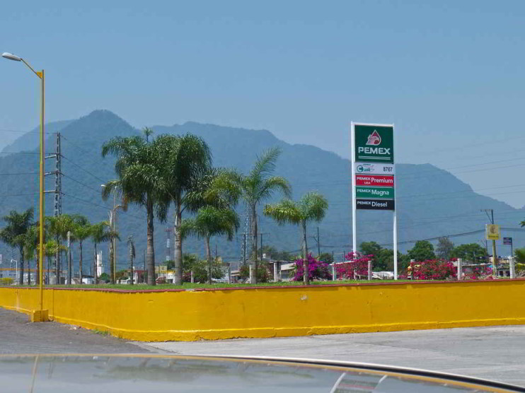 Producción de combustibles en México y sus retos ambientales. Ensayo