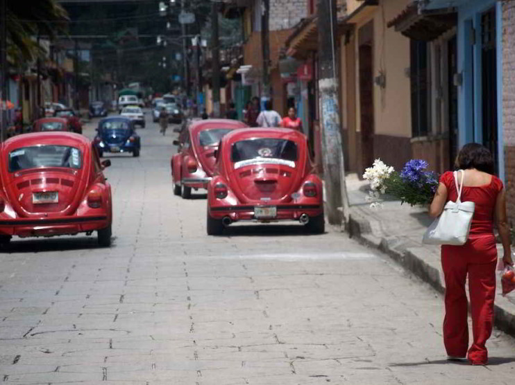 Propuesta para mejorar la seguridad pública en Chiapas México