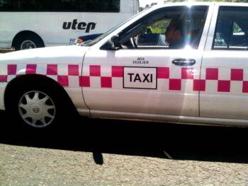 Reubicación del transporte colectivo en Tenancingo México