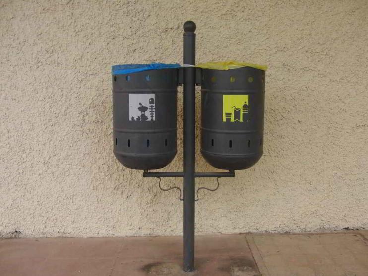 Proyecto de separación y recolección de basuras en México