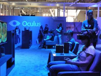 Realidad virtual en los video juegos
